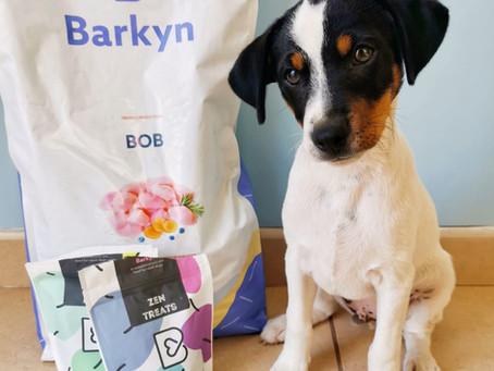 Una comida para perros que no pasa desapercibida: Barkyn.es