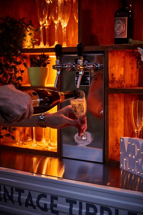 The Vintage Tipple Bar - Mobile Bar Hire