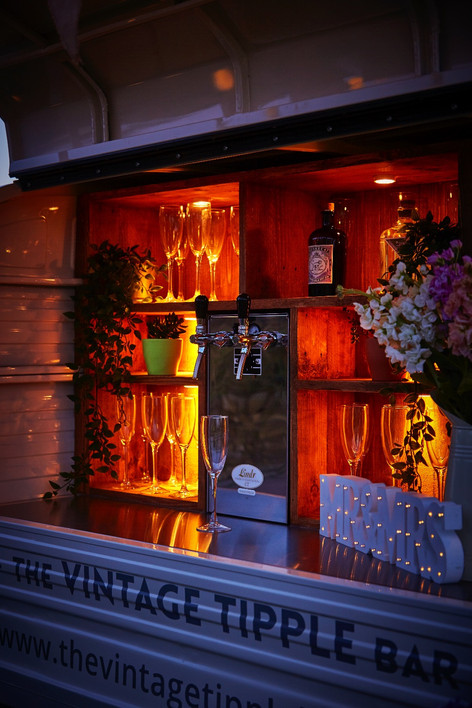 The Vintage Tipple Bar