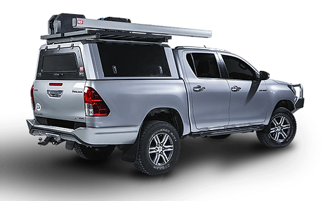 Toyota Hilux RSI TUV Canopy