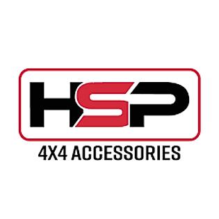 HSP 4x4 Accessories Logo