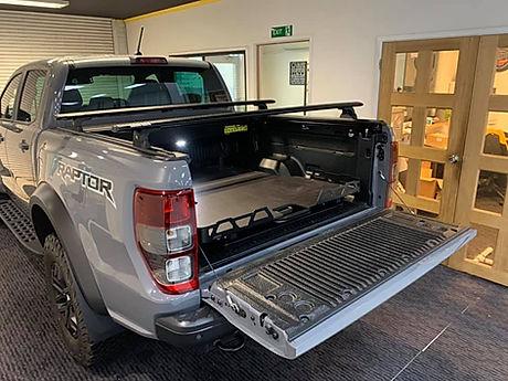 Ford Ranger Raptor HSP LoadSlide