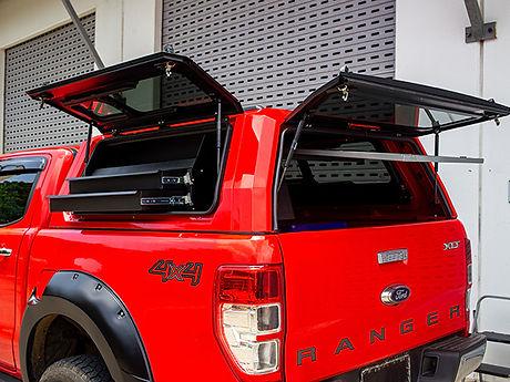 Ford Ranger RSI Evo Canopy