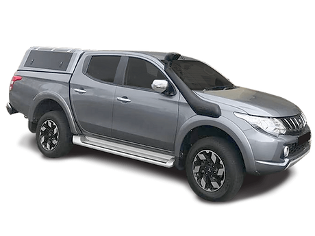 Mitsubishi Triton RSI TUV Canopy