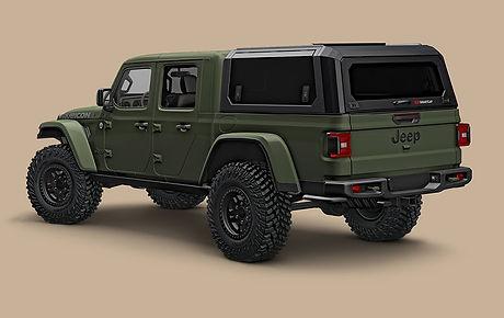 Jeep Gladiator RSI Canopy