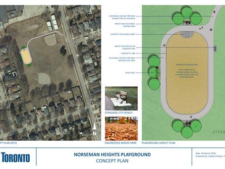 Norseman Heights Park Playground