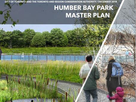 The Humber Bay Park Master Plan