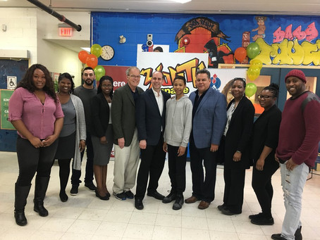 Ward 6 Enhanced Youth Space Initiative at LAMP CHC