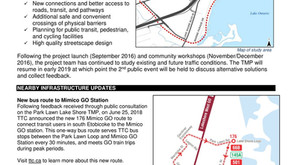 Park Lawn Lake Shore Transportation Master Plan Update