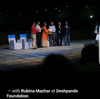 Deshpande Foundation Samvidha Award