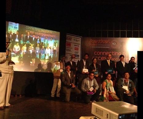 Manthan e NGO award