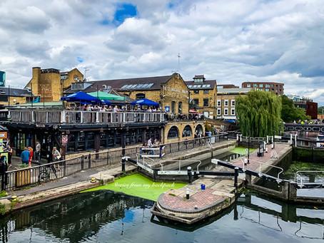 Explore London's Food markets!