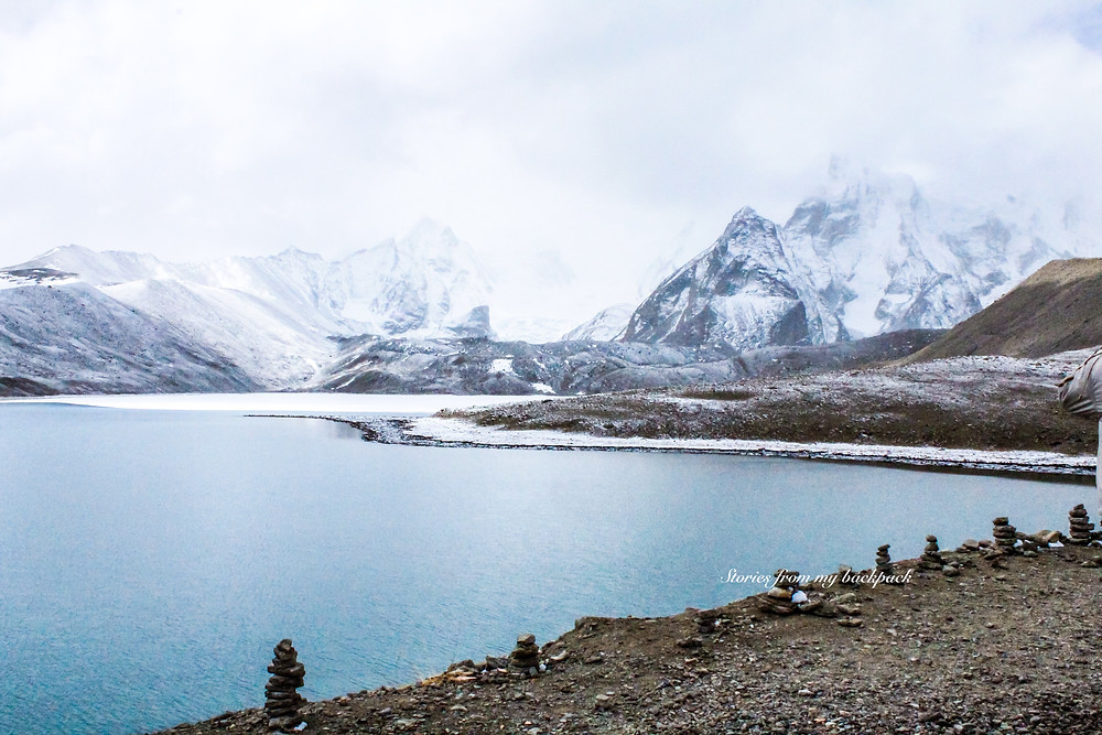 Gurudongmar lake, does gurudongmar lake freeze, gurudongmar lake temperature now, gurudongmar lake permit, most sacred lakes for hindus, most sacred lakes for buddhists