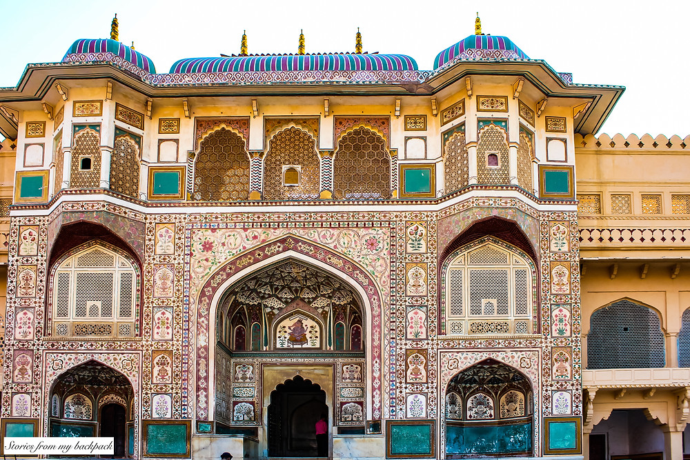 amer fort, amber fort, Rajasthan fort, Jaipur, things to do in Jaipur, Indian architecture