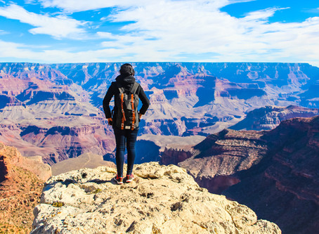 Itinerary for Grand Canyon South Rim
