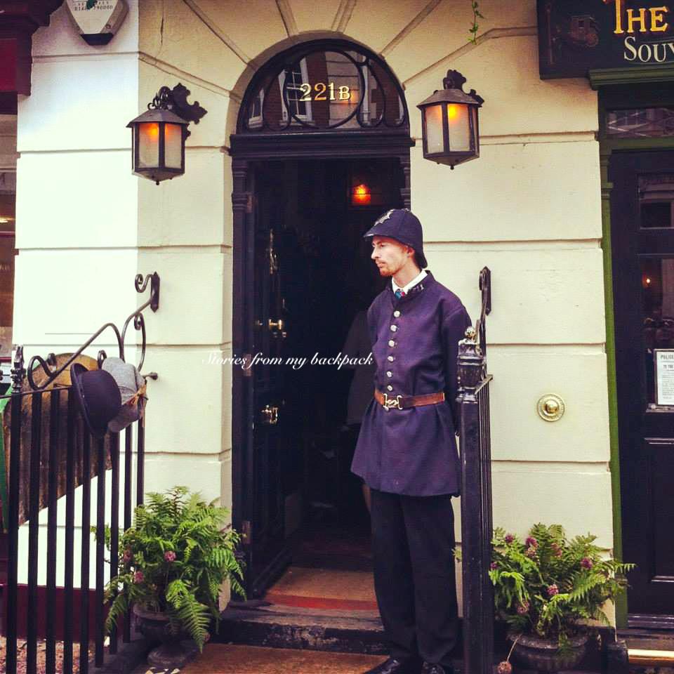 221b Baker Street, Sherlock Holmes house in London, Sherlock Holmes museum, things to do in Baker Street