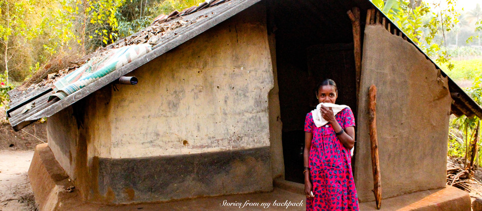 Awaiting her turn, a woman's long wait for her home