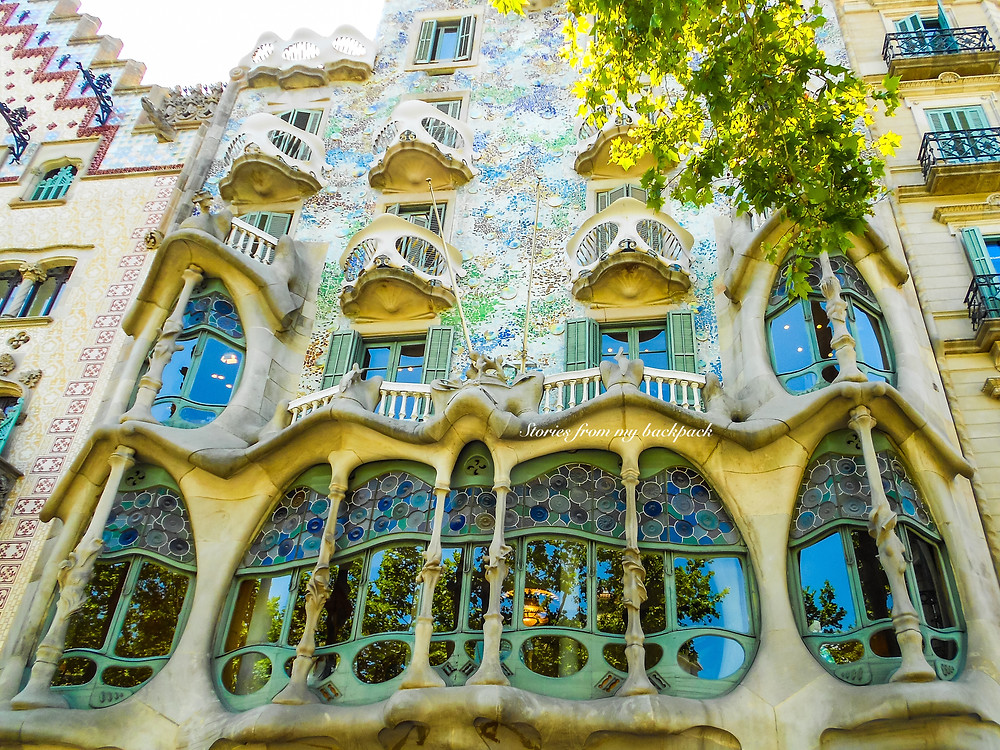 Casa Amatller, Puig i Cadafalch, famous architects in Barcelona, visit block of discord, sightseeing in Barcelona