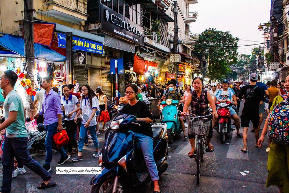 Hanoi, Things to do in Hanoi, Old Quarter things to do, what to buy in Hanoi, shopping in Hanoi, sightseeing in Hanoi
