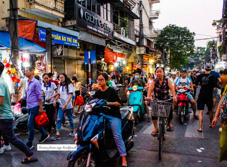 All you need to know about the Old Quarter, Hanoi