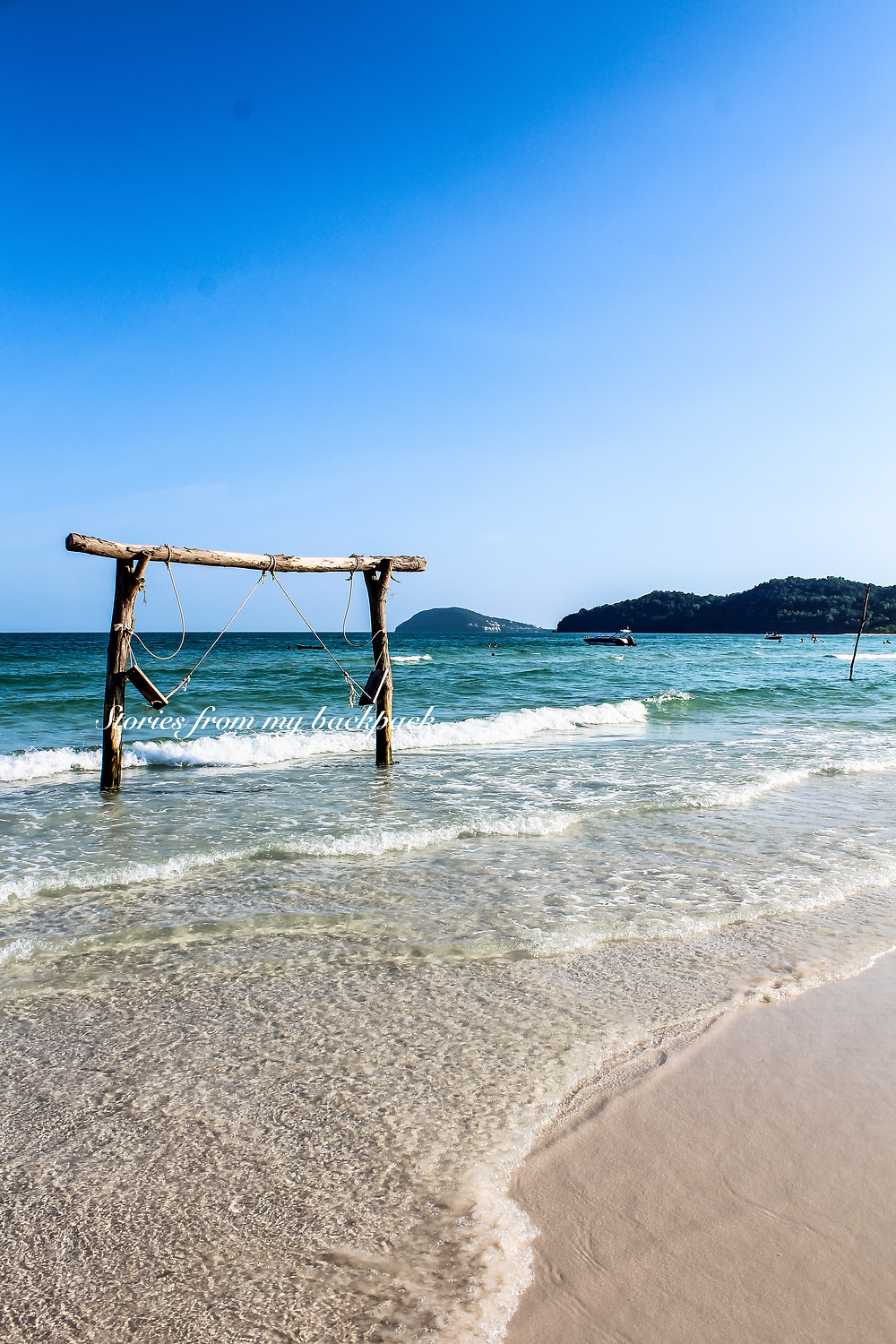 Best beach in Vietnam, Sao beach, how to get to Sao beach, public transport in phu Quoc, bus timings in phu Quoc