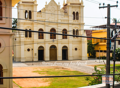 Exploring Fort Kochi