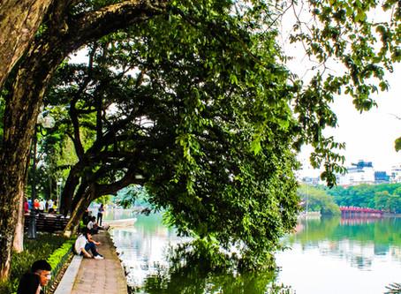 What to do at Hoan Kiem Lake, Hanoi