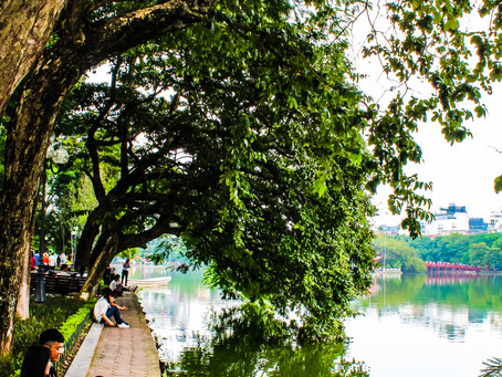 What to do at Hoan Kiem Lake, Hanoi