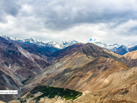 Practical tips for a trip to Spiti-Part 1