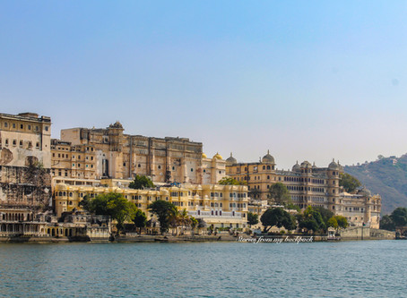 Udaipur-the perfect itinerary