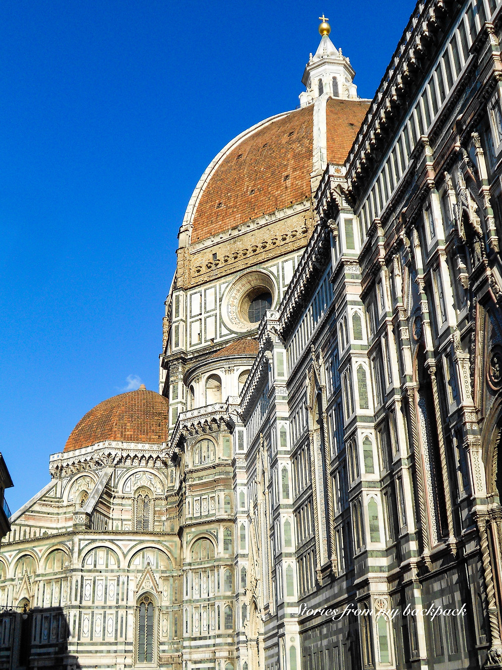 Brunelleschi's dome, Best views in Florence, best sunset in Florence, Italy Bucket list, Offbeat guide Florence