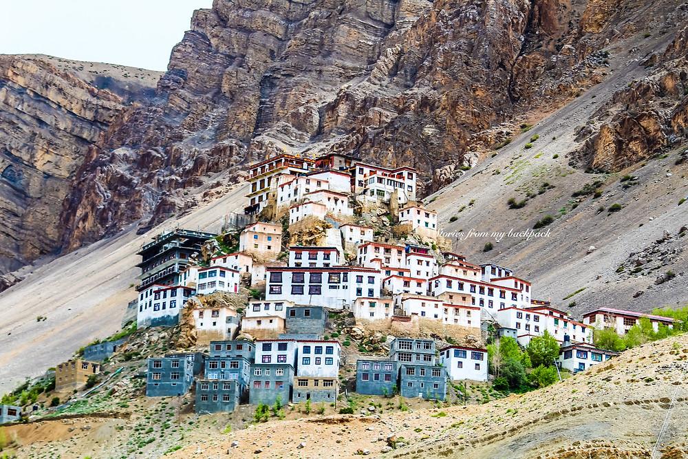 Key Monastery, kaza, things to do in spiti, things to do in Kaza, sightseeing in spiti, monastery in spiti