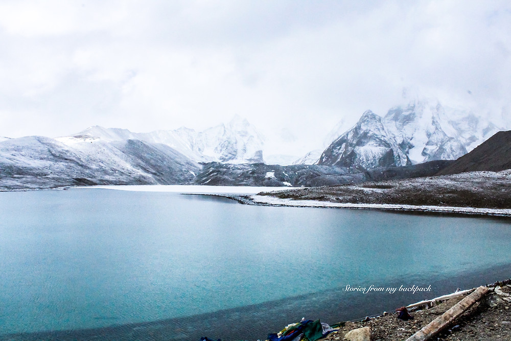 gurudongmar lake, highest lake in the world, highest lake in India, most beautiful lake in the world, most beautiful lake in india, sikkim most beautiful sights