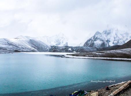 Gurudongmar Lake- Unrivalled beauty!