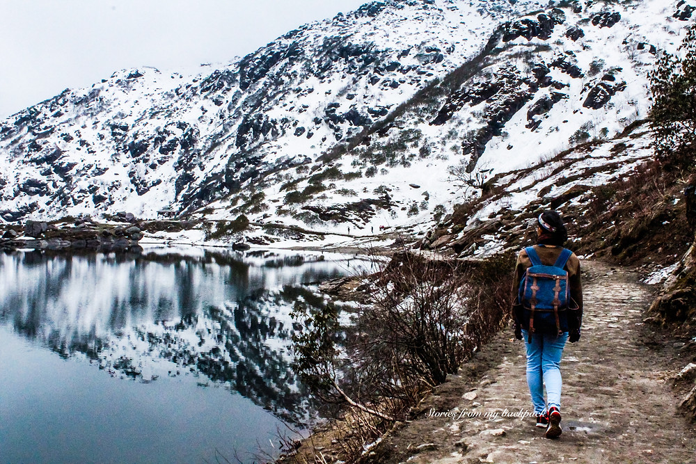 Changu Lake, beautiful sights in Sikkim, Sikkim travel guide, how to travel in Sikkim, do you need government permits in Sikkim