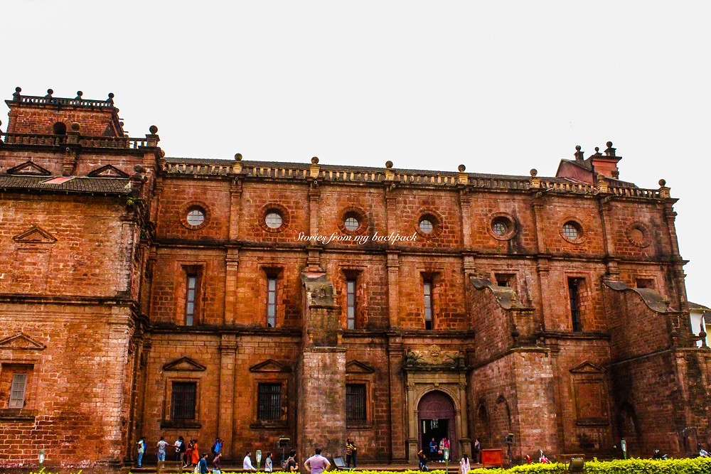 Basilica Of Bom Jesus, Archaeological Museum Goa, Old Goa Churches, Old Goa things to do, Goa itinerary, Old Goa tour, Best churches to visit in Goa