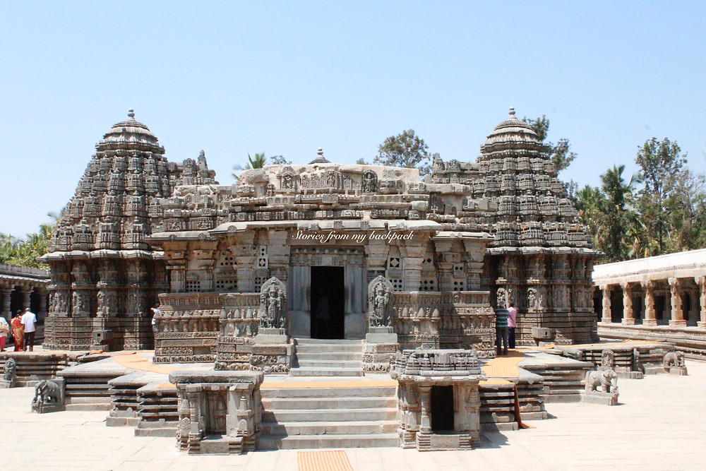 omanathapura temple, Chennakeshava temple, Hoysala temple, hoysaleswara temple, Hoysala architecture, Karnataka Tourism, Things to do in Karnataka, Day trip from Bangalore