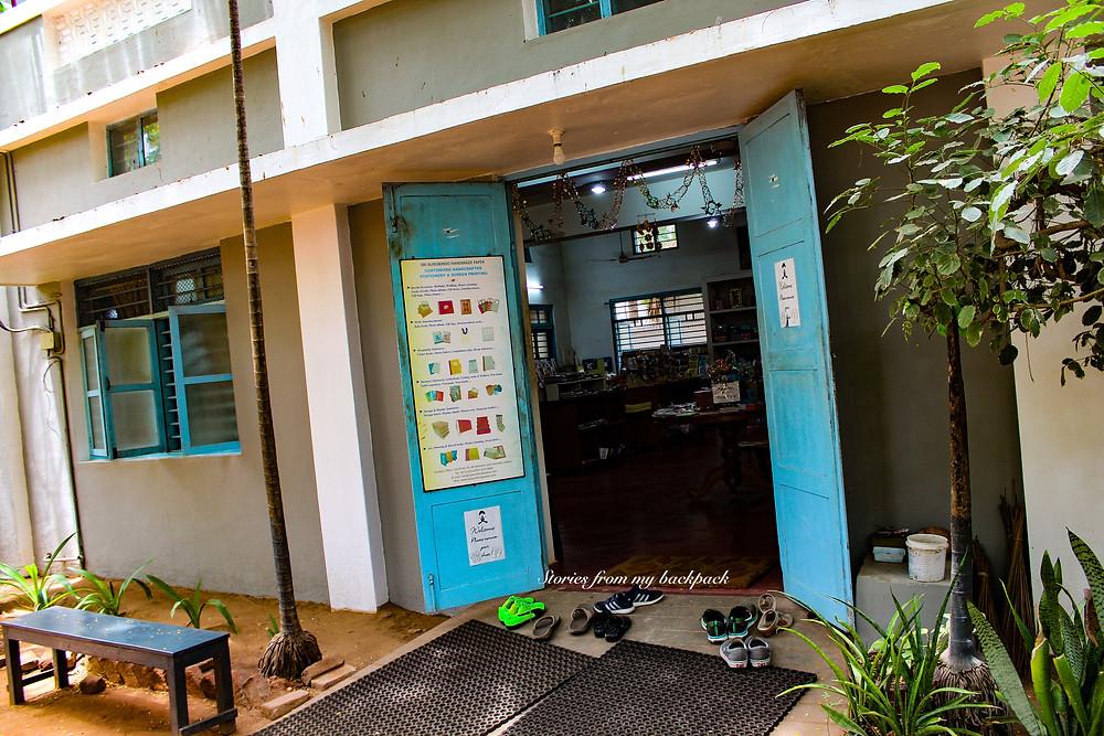 Pondicherry things to do, Pondicherry handmade paper, Pondicherry paper factory, natural handmade paper, sri Aurobindo handmade paper, restaurants in Pondicherry, Pondicherry beach