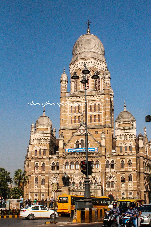 Mumbai Municipal corporation building, Mumbai Art Deco buildings, Mumbai sightseeing, best guide for Mumbai, offbeat guide for Mumbai