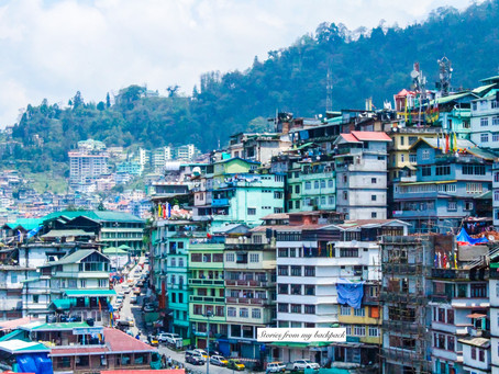 Gangtok- a detailed itinerary