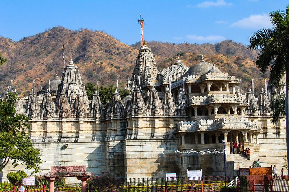 Ranakpur Jain temple, Day trip from Udaipur, Udaipur sightseeing, most beautiful temple in india, Rajasthan beautiful temple