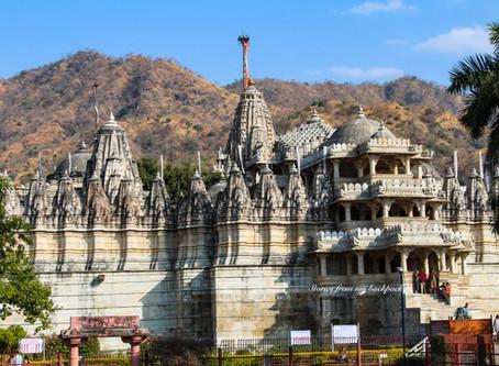 Ranakpur Jain Temple- A photo tour