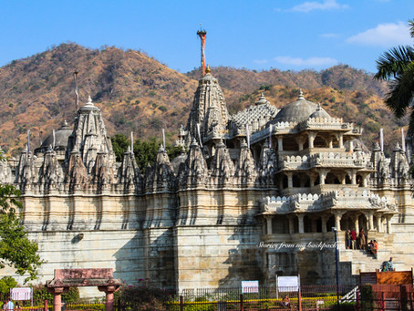Ranakpur Jain Temple- A photo tour