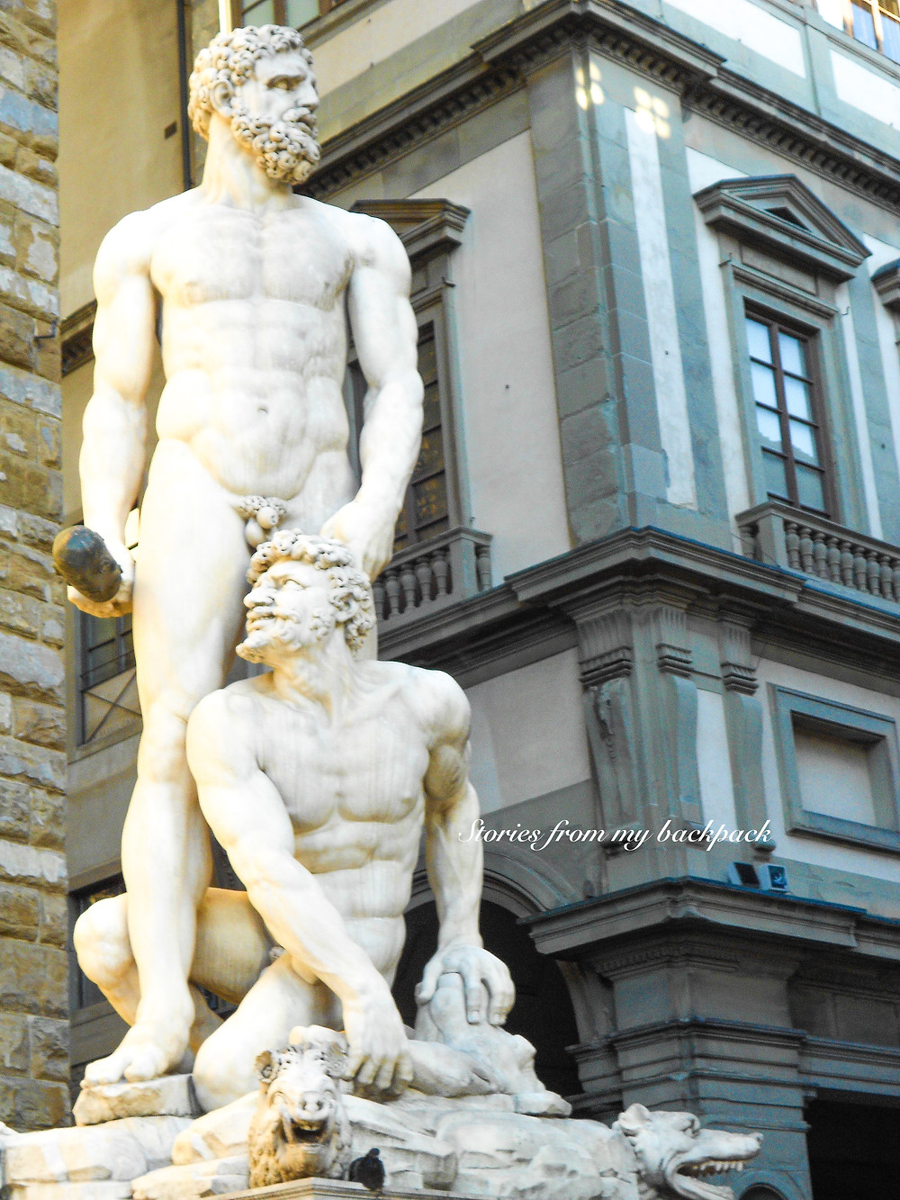 Bartolomeo Bandinelli, Bandinelli, Piazza della Signoria, Must visit Piazza in Florence, Must see artwork in Italy, Most famous places in Florence, Florence sightseeing, Best views in Florence Scultures in Piazza della Signoria