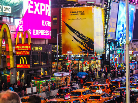 New York City- A love Affair