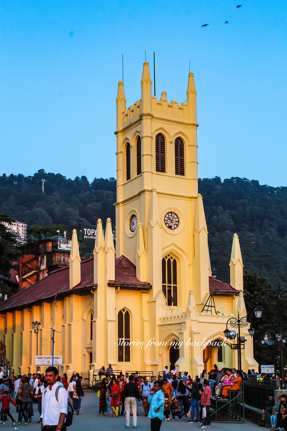 Christ Church Shimla, Shimla things to do, Shimla architecture, Shimla history, Shimla hotels