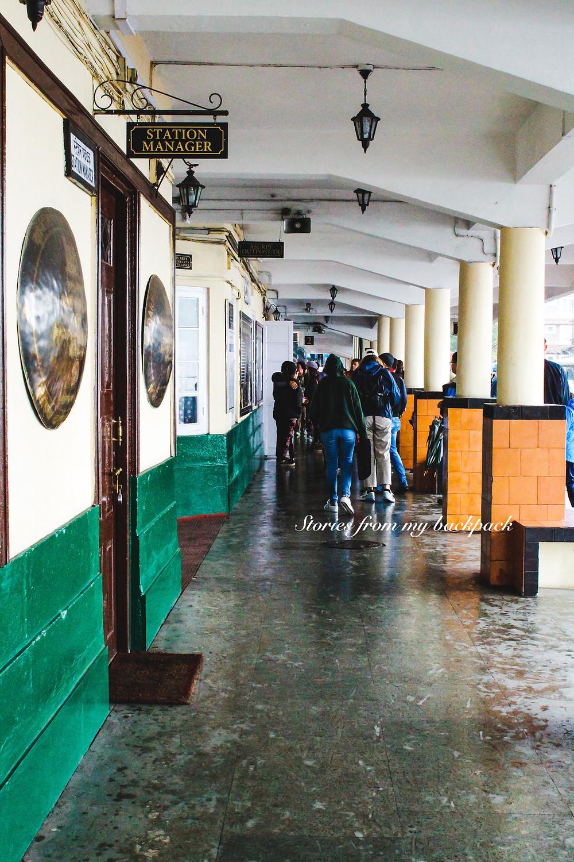 Train station, Indian railway ticket, Himalayan railway, UNESCO World heritage site, Darjeeling toy train, darjeeling things to do, darjeeling attractions