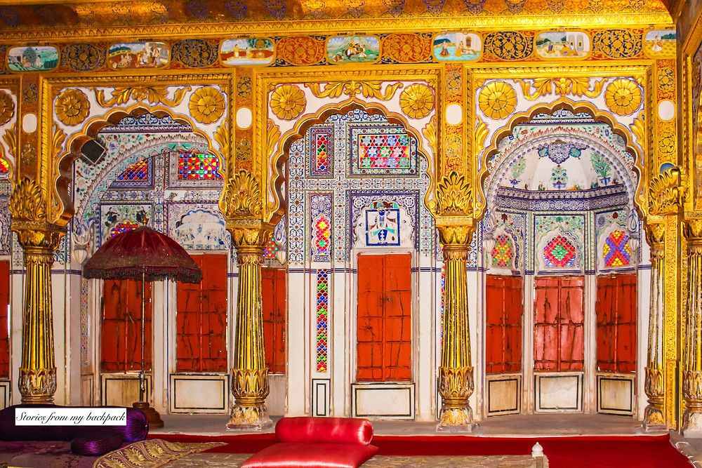 Mehrangarh Fort, blue city, view of blue city, Rajasthan forts, jodhpur fort, things to do in jodhpur, best things to do in jodhpur, Rajasthan architecture,