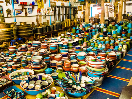 Shop till you drop in Chettinad