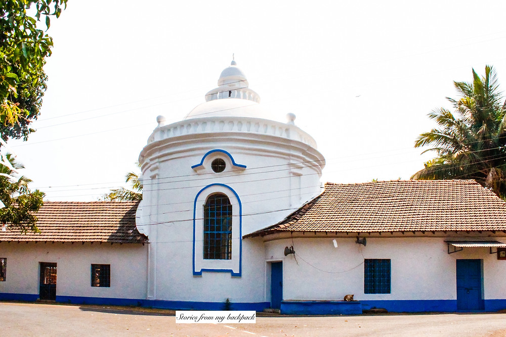 Chapel of our lady Candelaria, Divar island, Old Goa, churches of Old Goa, UNESCO World Heritage site, things to do in Divar island, accommodation in Divar island, unseen Goa, unexplored Goa, Real Goa, historic churches of India